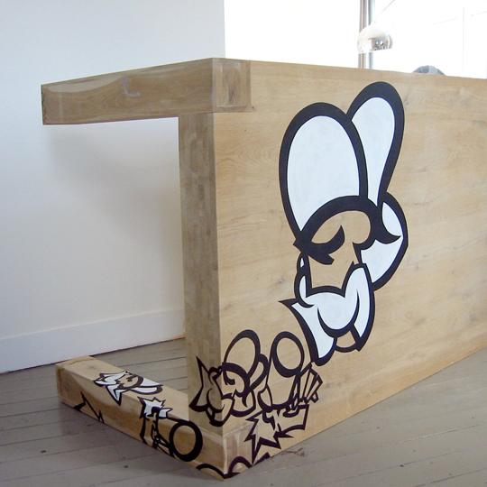 Shake - Brilliant dutch graffiti artist