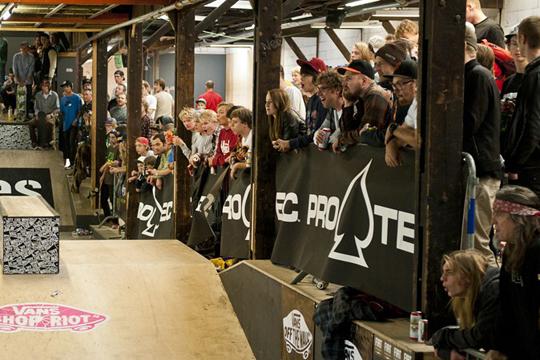 Vans Shop Riot 2011