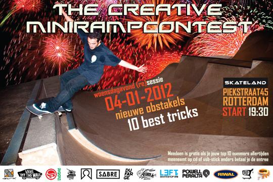 Miniramp Contest II