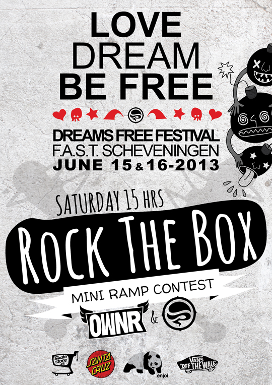 Rock the Box MiniRamp Contest