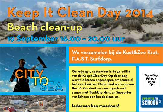 Keep it Clean Day 2014