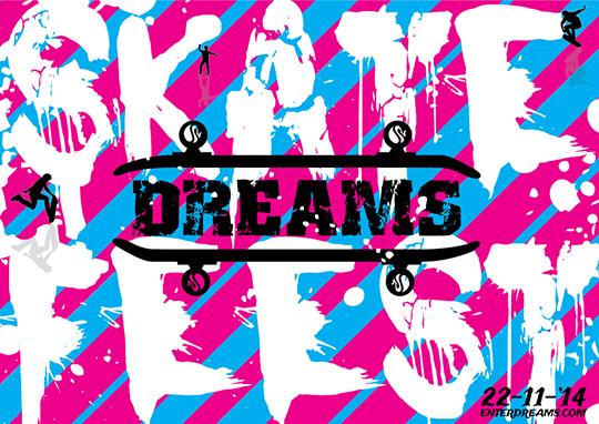 Dreams Skate Feest