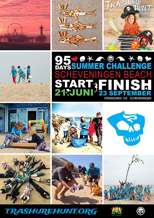 TrashUre Hunt Beach Challenge